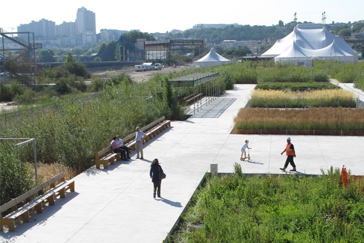 Ile seguin jardin de pr figuration mdp - Mobilier jardin grenoble boulogne billancourt ...