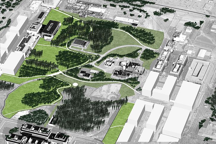 novartis east hanover campus map Novartis Campus Mdp novartis east hanover campus map